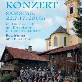 Sommerkonzert am 22.07.2017