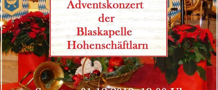 Einladung zum Adventskonzert 2018